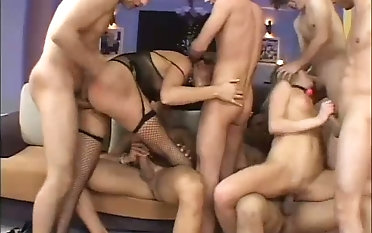 Throw Crissy Cums in the middle of an orgy and she will express regrets dealings sexier